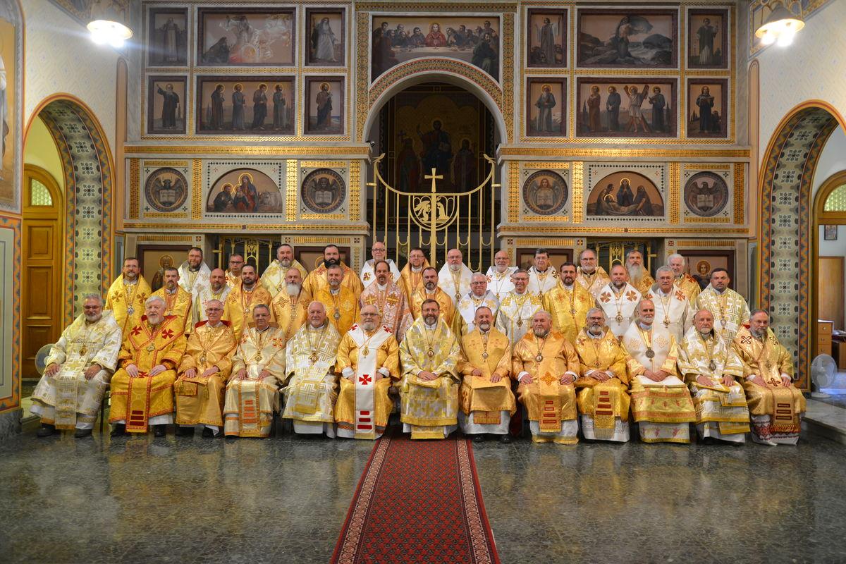Комунікат Синоду Єпископів Української Греко-Католицької Церкви 2019року