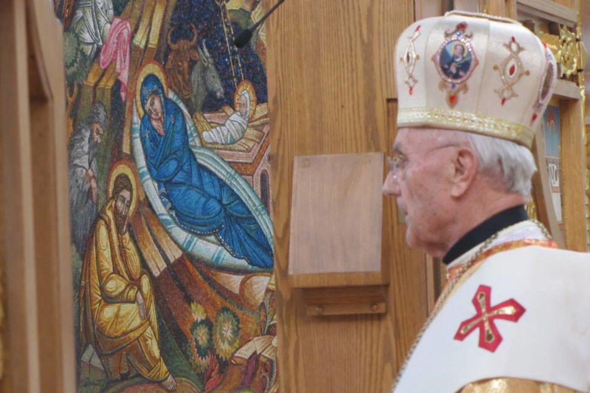Упокоївся митрополит-емерит Стефан Сулик