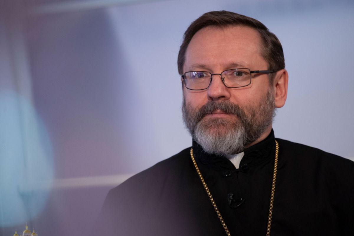 «Помолімося затих, які нас нищили івбивали»,— Блаженніший Святослав вефірі програми про Львівський псевдособор