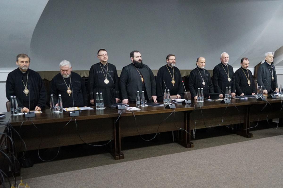 Про Вісімдесят сьому сесію Синоду Єпископів Києво-Галицького Верховного Архиєпископства УГКЦ