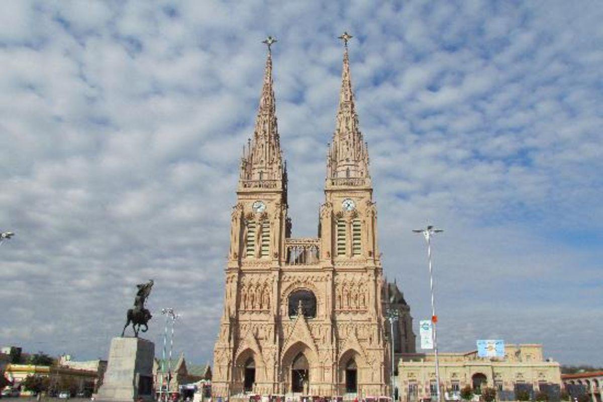 Вірні Української Греко-Католицької Церкви вАргентині відбули прощу доЛюхан