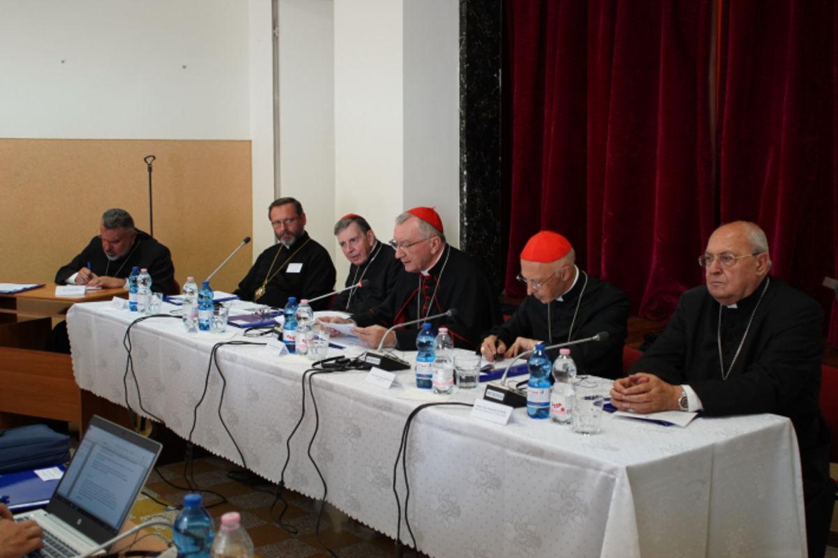 «Східні католицькі Церкви— багатство для всієї Католицької Церкви інезамінні усправжньому екуменічному діалозі»,— кардинал Паролін