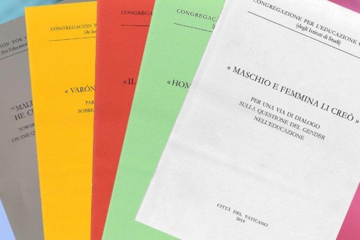 Документ Святого Престолу: відповідь навиклики гендерної ідеології