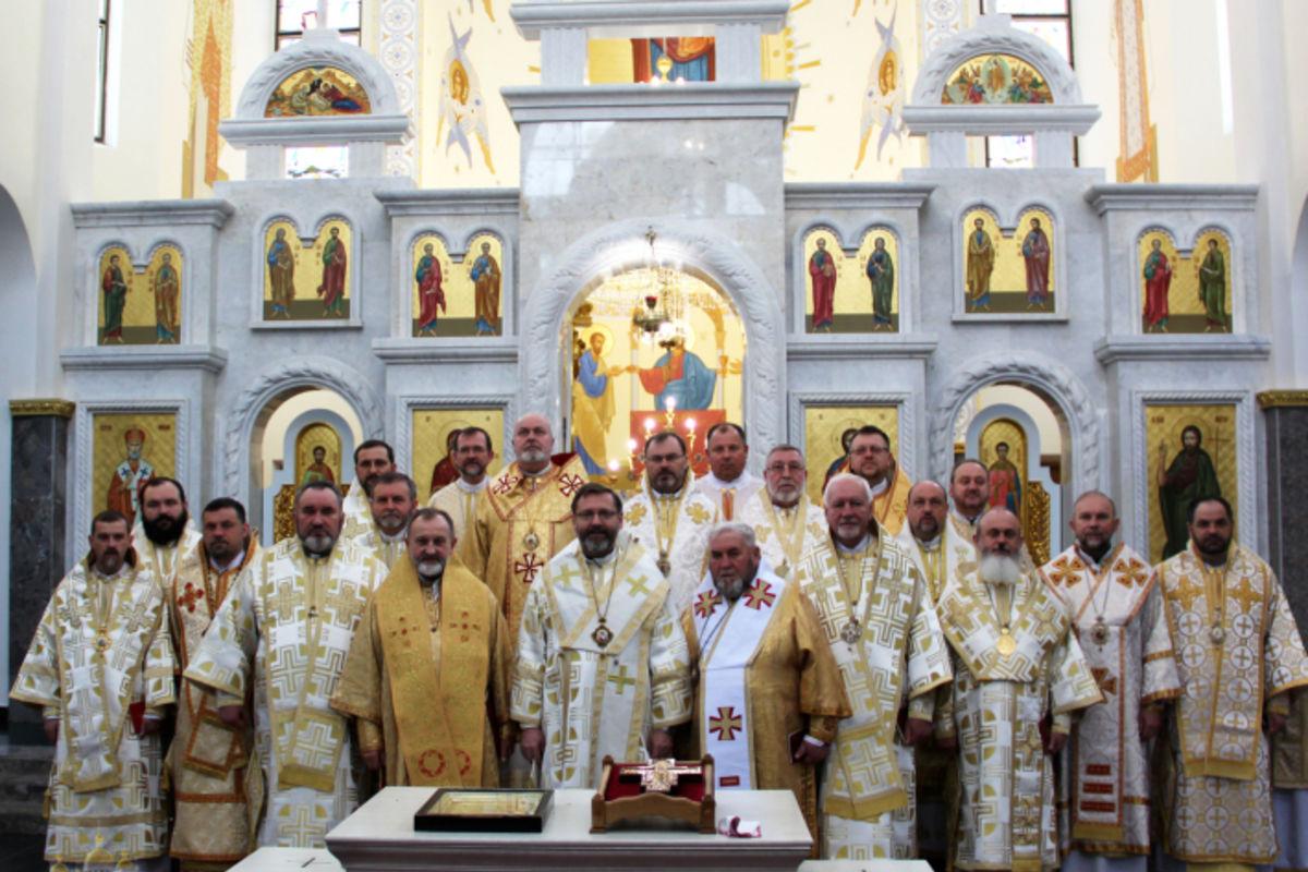 Питання захисту неповнолітніх було головною темою Вісімдесят третьої сесії Синоду Єпископів КГВА УГКЦ