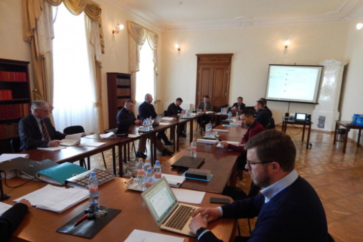 У Перемишлі відбулися збори робочої групи зопрацювання партикулярного права таКанонічного відділу Патріаршої курії УГКЦ