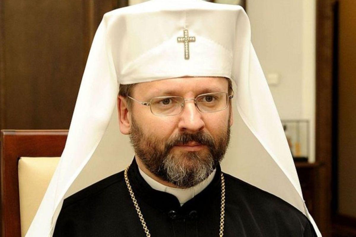 Звернення Блаженнішого Святослава «Майбутнє нашої Церкви, України інароду залежить від освіти тавиховання наших дітей»